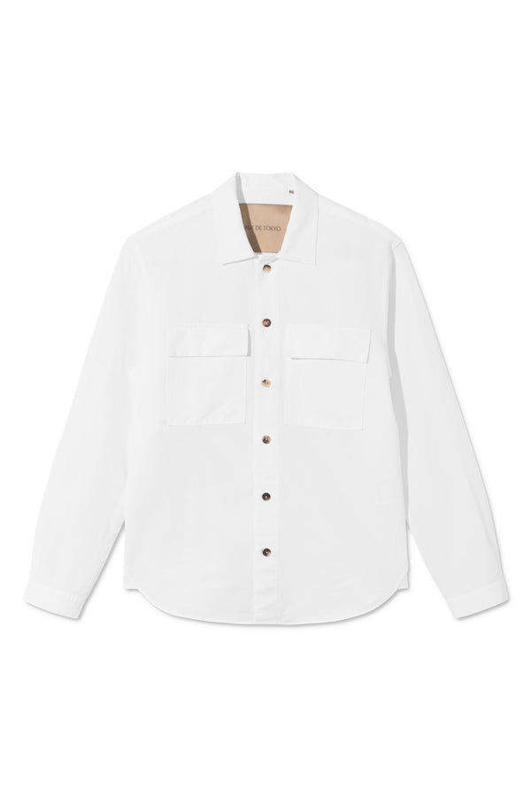 SILAS WHITE SHIRT