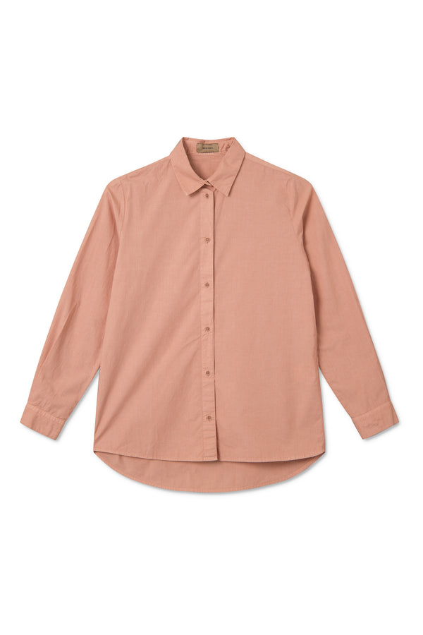 SINE DUSTY ROSE SHIRT