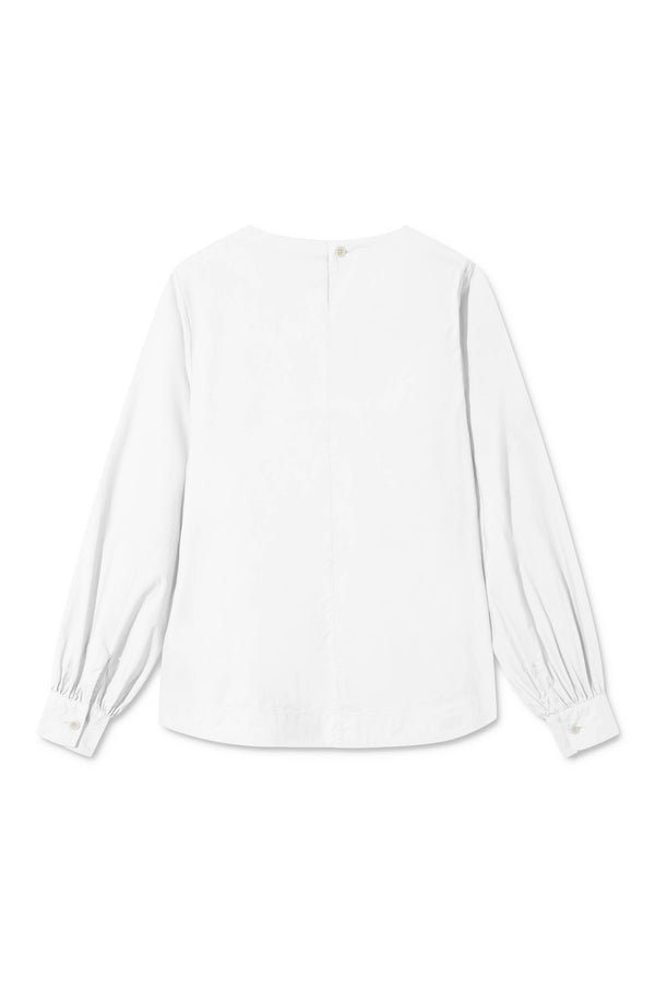 SMILLA WHITE SHIRT