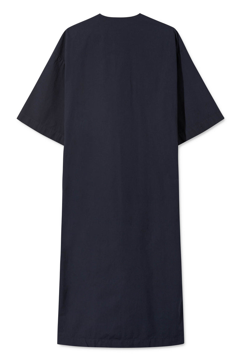 DAMINE DARK NAVY DRESS