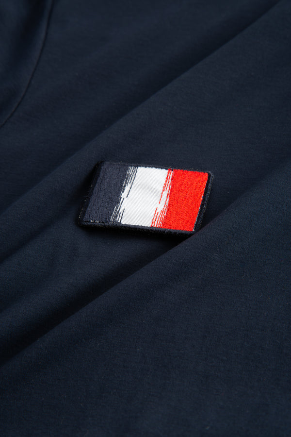 TREVES FLAG PATCH T-SHIRT