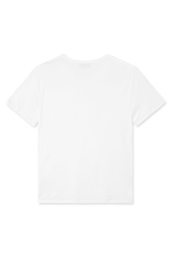 Treves White T-shirt