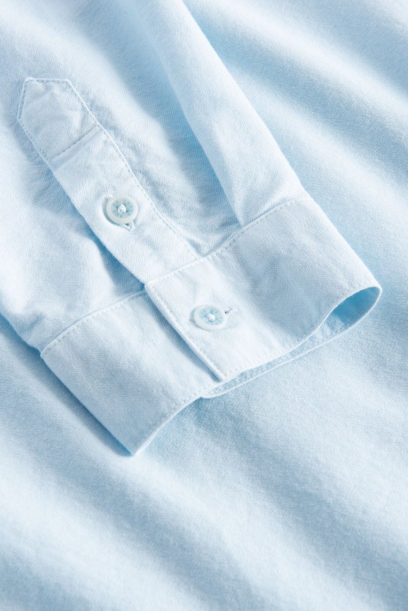 SAMUEL LIGHT BLUE SHIRT