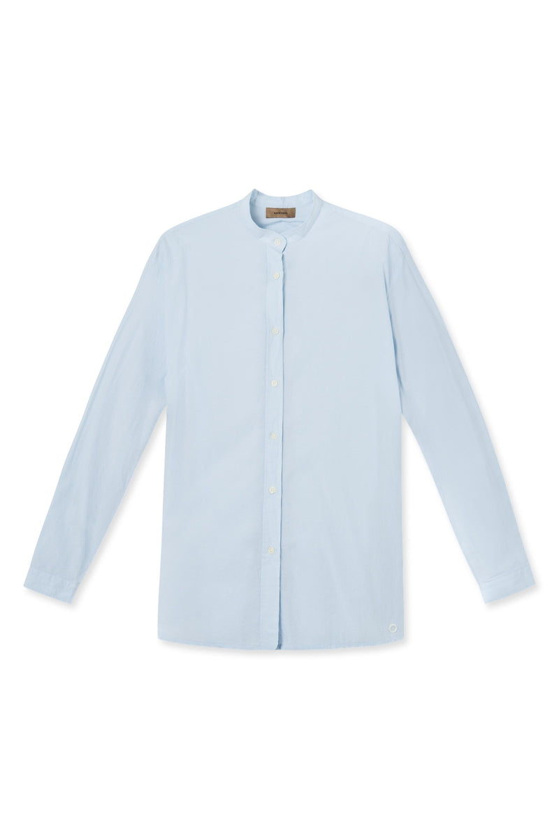 SIR LONG LIGHT BLUE SHIRT