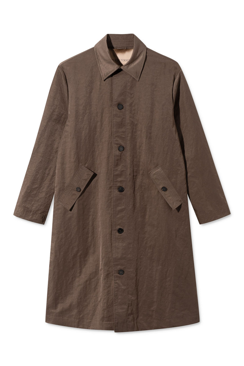 CHEVY TAUPE COAT