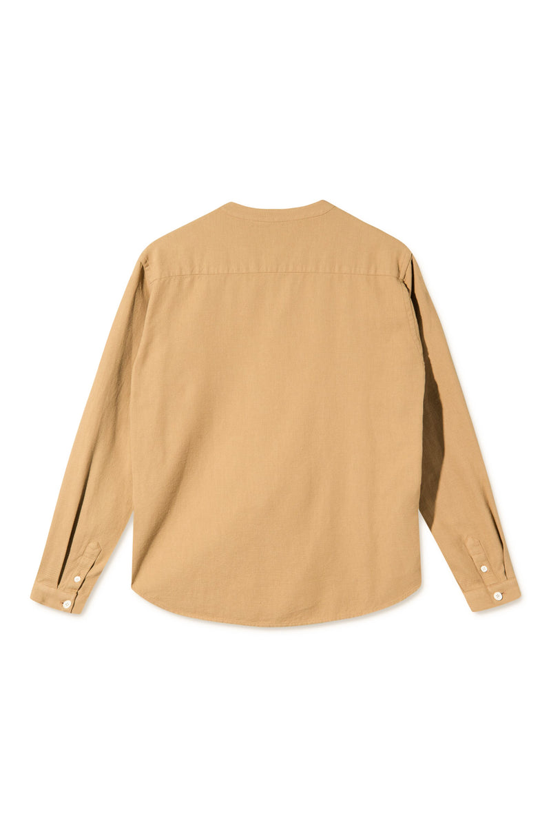 SCOTT STRUCTURE SAND SHIRT