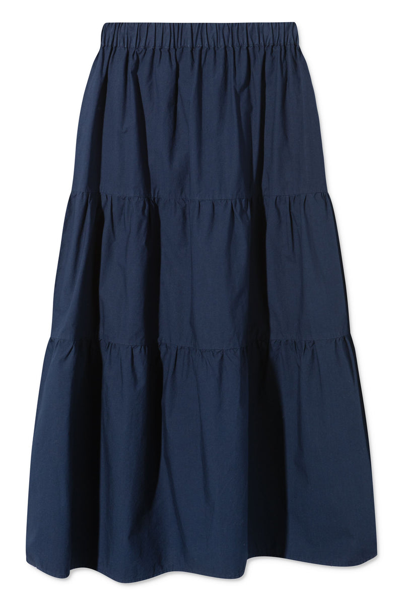 PAPRIKA DARK NAVY SKIRT