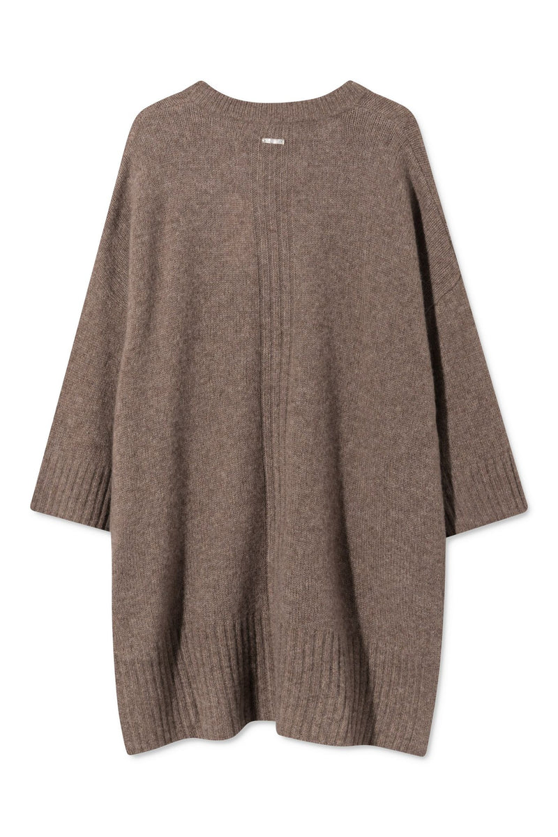 KIKI HAZELNUT SWEATER