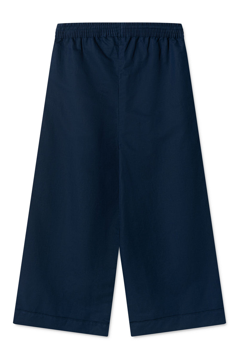 PHOEBE NAVY CASUAL PANTS