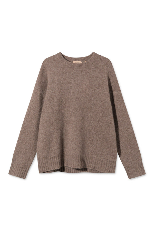 KARIA HAZELNUT SWEATER