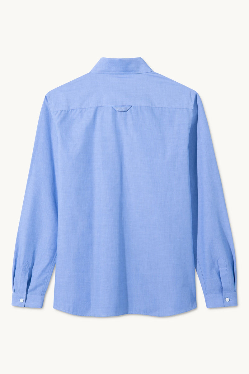SHANE LIGHT BLUE SHIRT