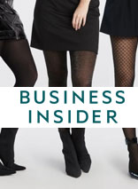 Ultimate Opaque Tights on Business Insider