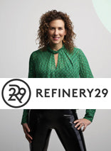 Designer, Founder, and CEO Kerry O'Brien Featured on Refinery29