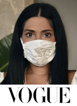Commando Face Masks Featured in Vogue