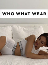 The Cotton Thong featured on WhoWhatWear