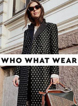Polka Dot Sheer on Who What Wear