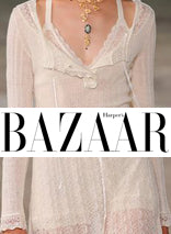 Classic Thong featured on Harper's Bazaar