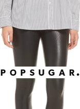 Faux Leather Leggings Featured on PopSugar