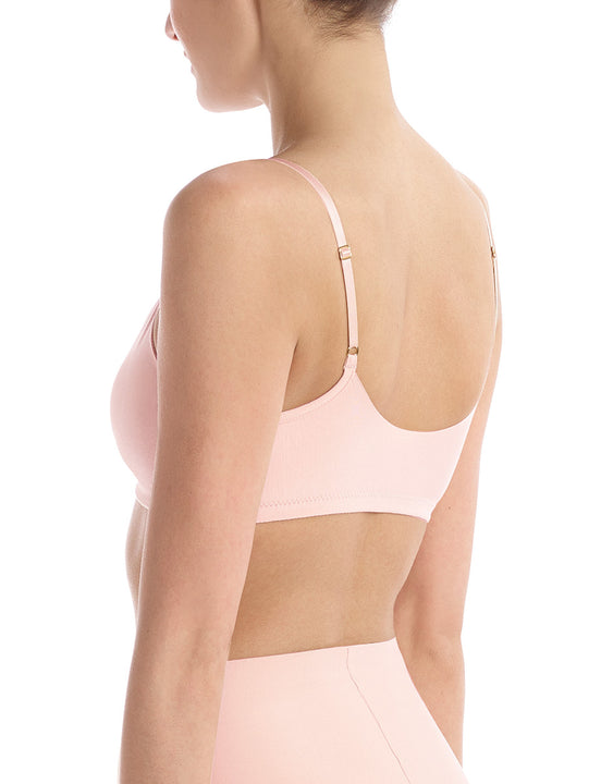 Commando Butter Bralette in Blush L Details about  /NEW S M