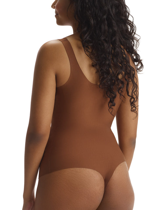 Butter Soft -Support Bodysuit in Cinnamon