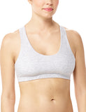 Commando Cotton Racerback Bralette