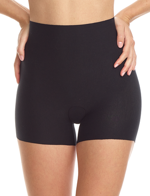 Cotton Control Shortie Short Black