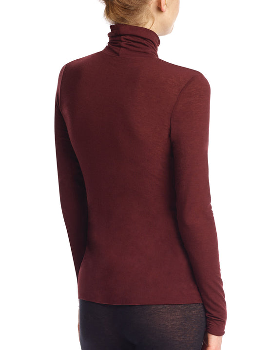 layering cashmere turtleneck