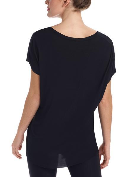 covert oversized tee black