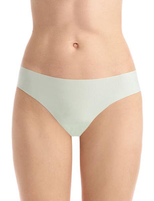 mid rise thong in mint