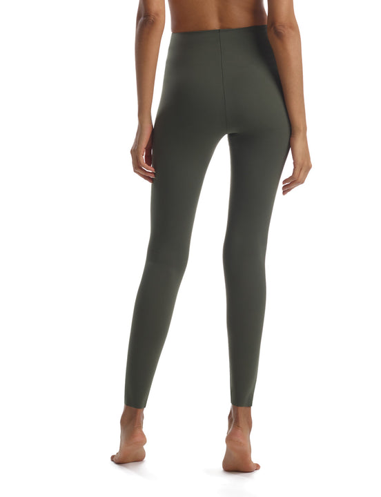 Fast Track Legging with Perfect Control in Olive