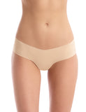 Seamless girl short in Beige