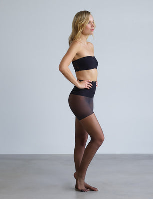 The Keeper Sheer Control Tights
