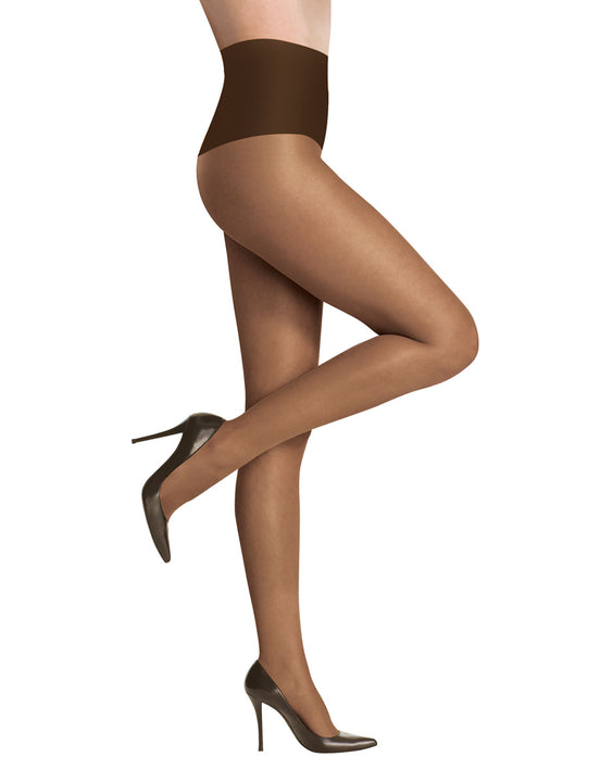 The Keeper Sheer Tight in Mocha
