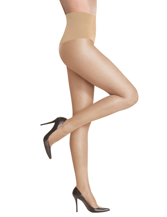 The Keeper Sheer Tight in Medium Nude