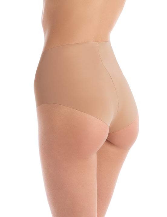 high rise panty in toffee