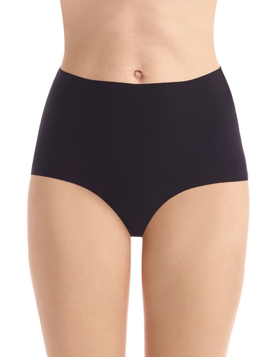 butter high rise panty black