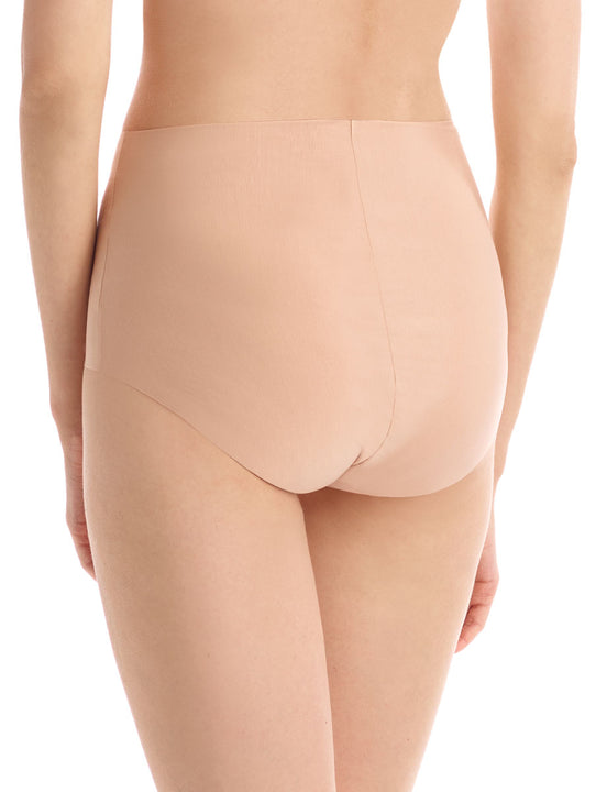 butter high rise panty beige