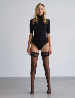 Sexy Up All Night Sheer Tights