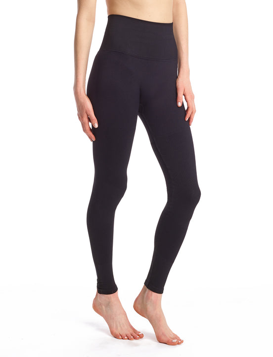 Super Seamless Moto Legging Black