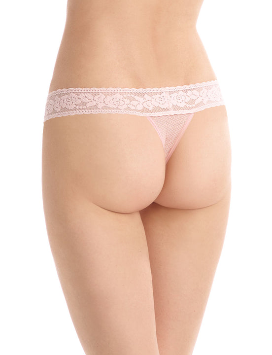 kitty soft thong in blush