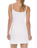 Mini Cami Slip in White