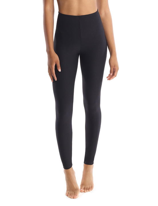 classic legging with perfect control black