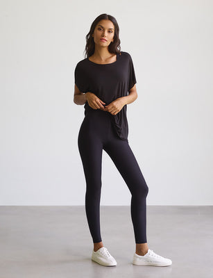 original legging with perfect control black