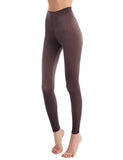Velvet Legging in Seal