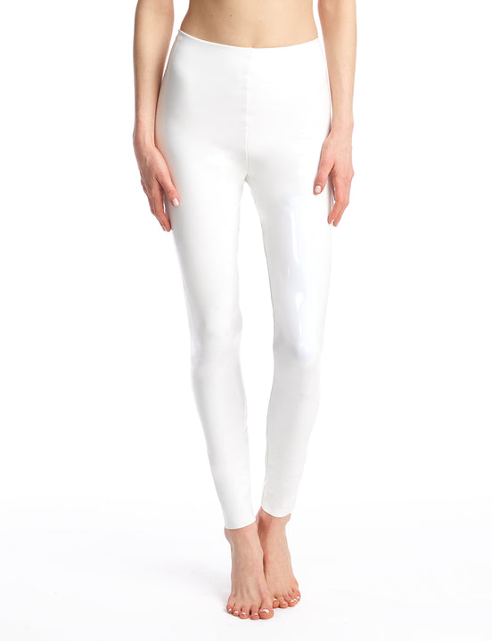 Sale: Faux Patent Leather Legging with Perfect Control