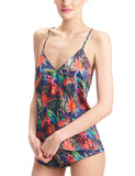 women's silk cami