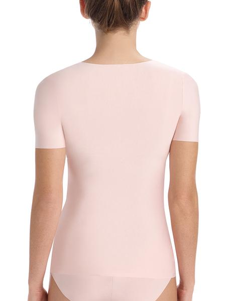 Butter Scoop Tee in Blush