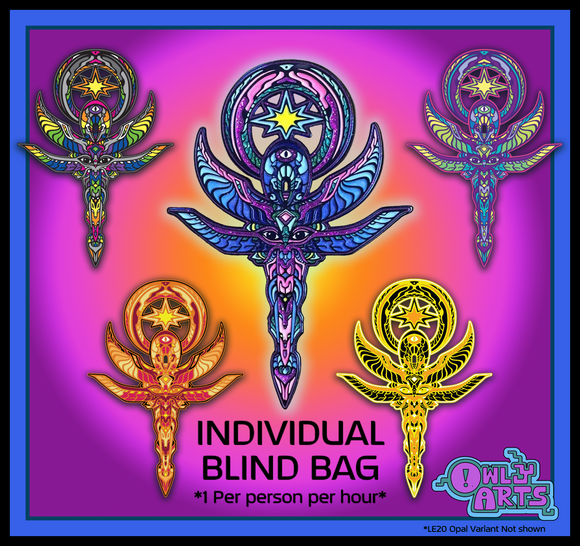 Ank of Ascent Presale Individual Blind Bag