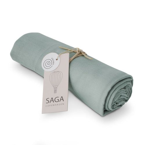 Diaper Cloth - Vidar - Dusty Green - SAGA Copenhagen