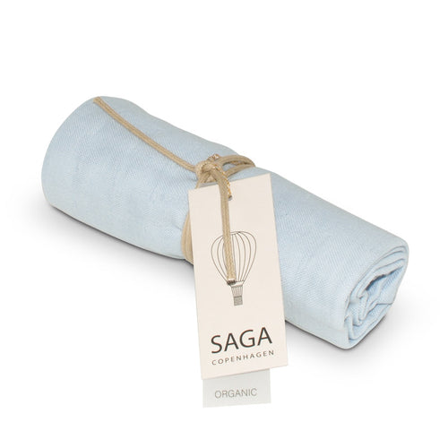 Diaper Cloth - Vidar - Ice blue - SAGA Copenhagen
